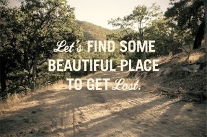 Beautiful Place to Get Lost