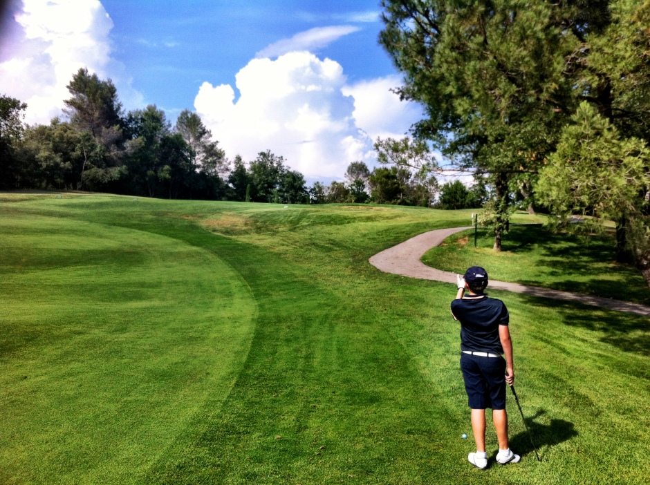 Four! Grand Bastide golf course