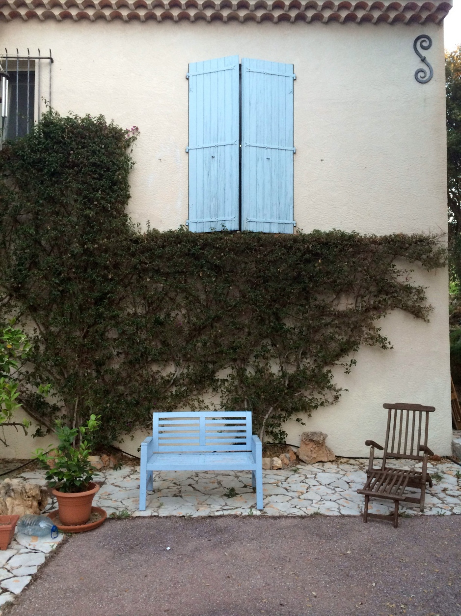 House-sitting in the French countryside -- what South Africa's missing