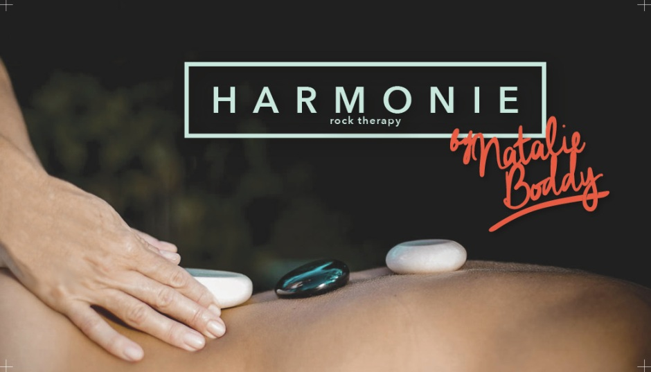harmonie business card final with. bw